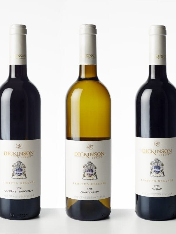 Dickinson Estate Wines - Limited Release Range