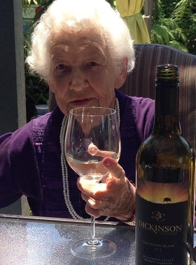 Limited Release - Chardonnay - Bonnie Dickinson - DICKINSON ESTATE Wines