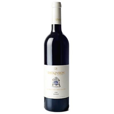 Dickinson Estate Limited Release 2016 Shiraz